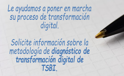 información diagnostico transformación digital