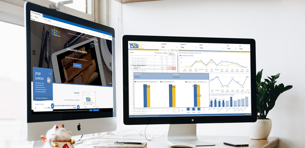 Power Bi y google analytics